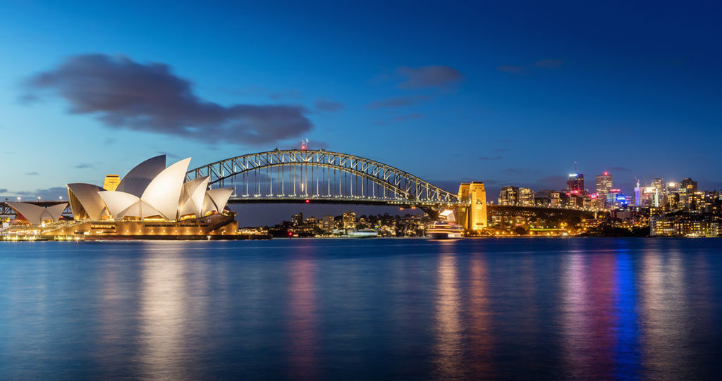Sydney is the preferred destination for migrants in Australia. Our office is in the centre of the city on York Street.